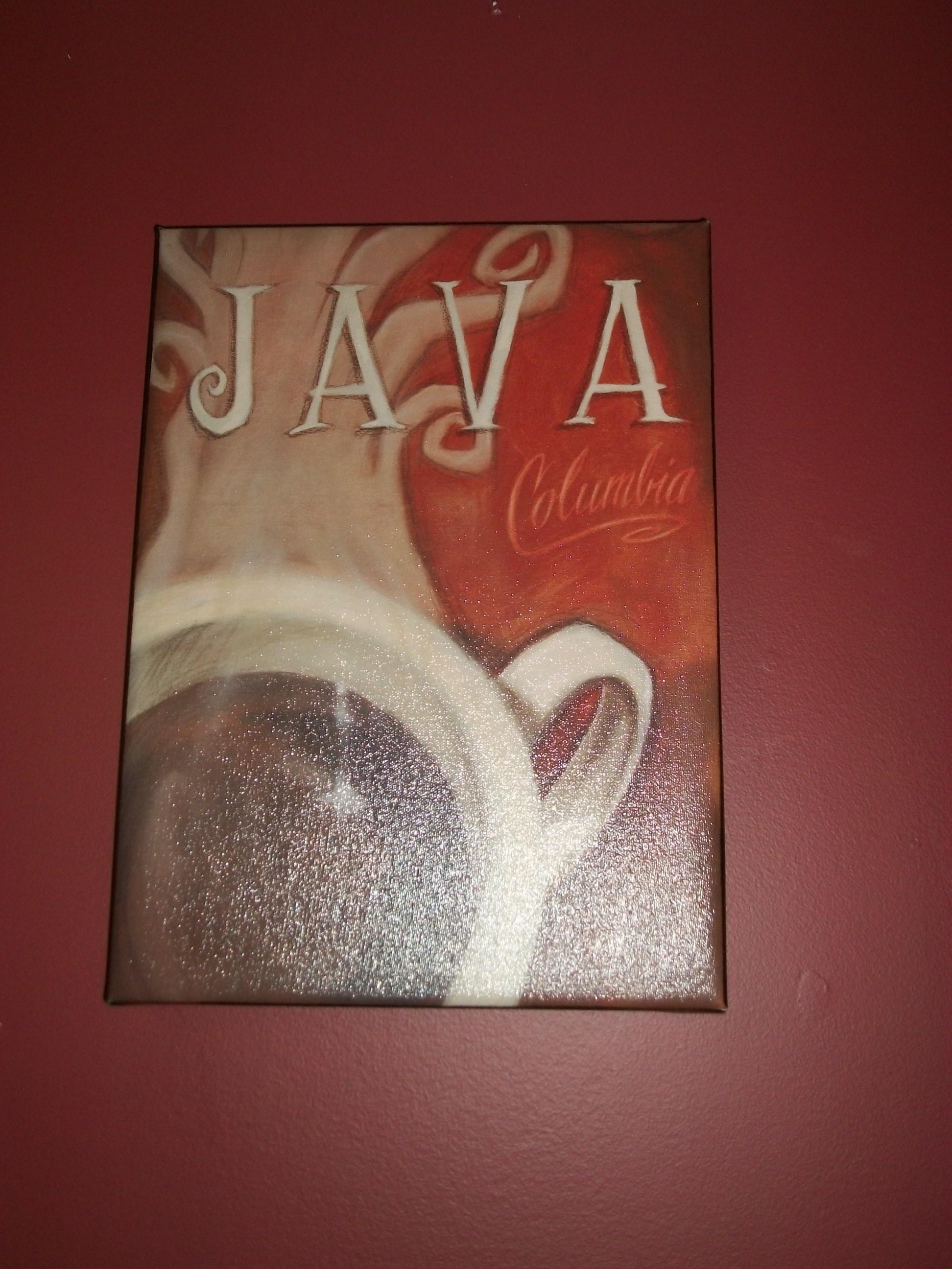 Java Coffee Picture