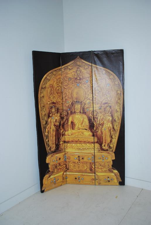 Oriental 6 Ft Screen