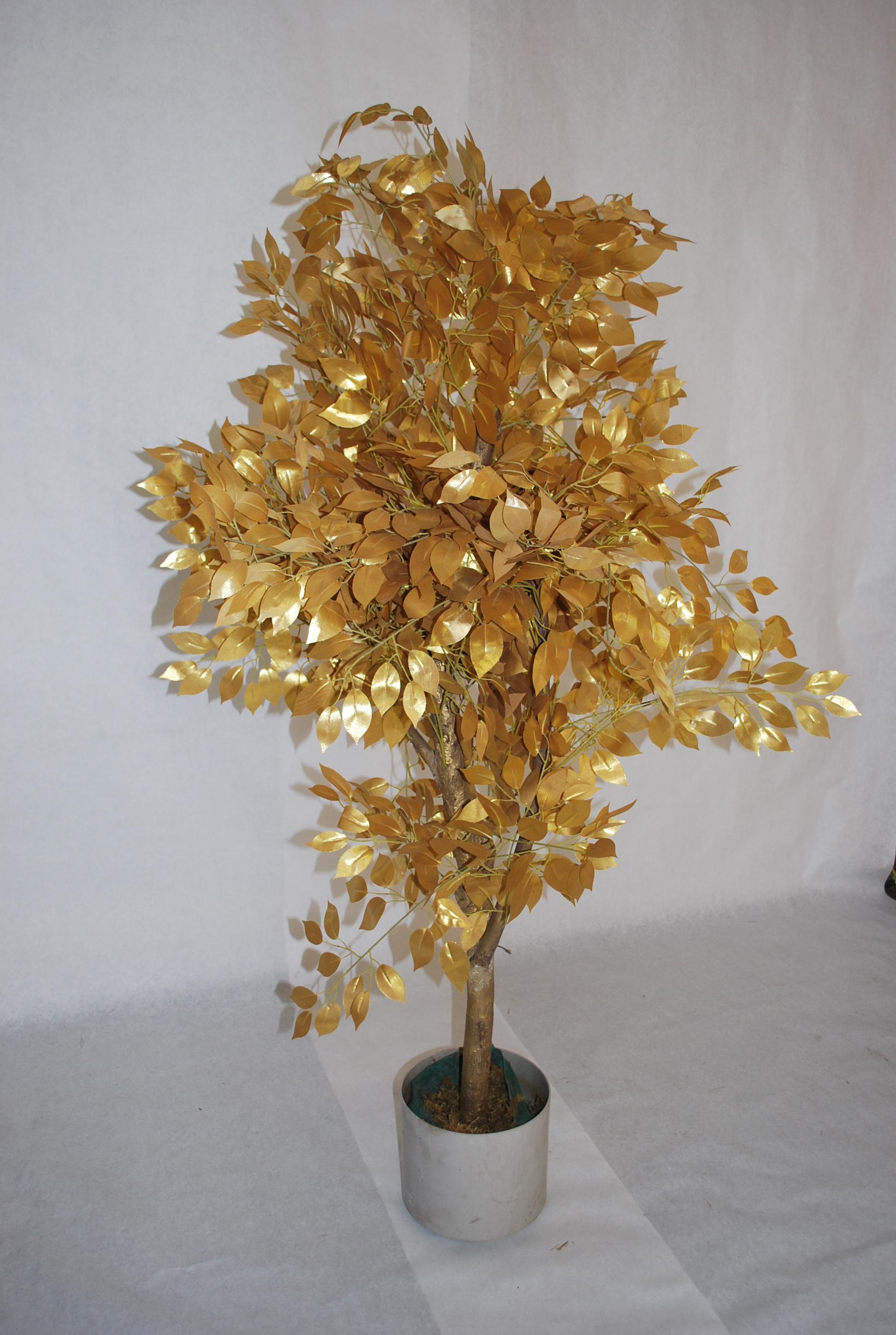 5' Gold Trees