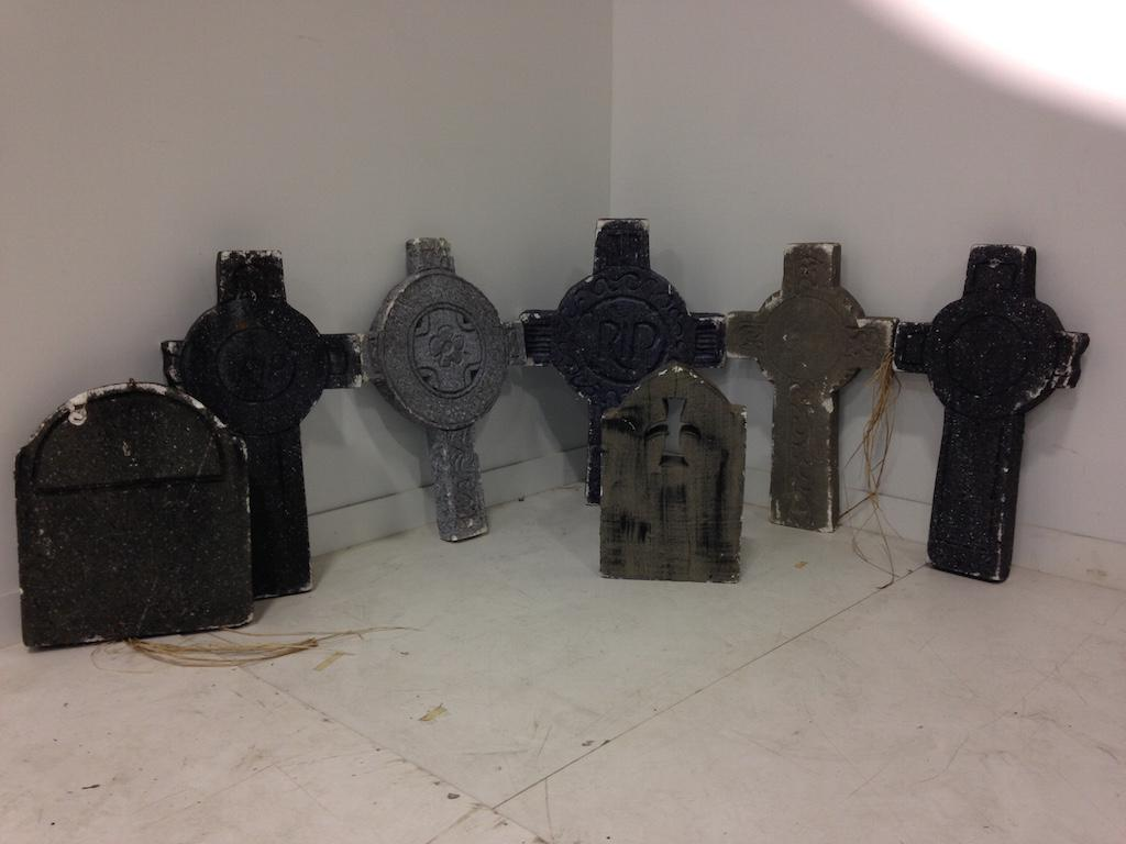 Selection of Tombstones