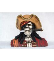 Skull Head Royal Pirate