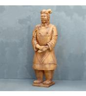 7' Ft Terracotta Warrior