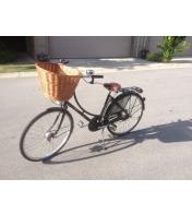 Bicycle w/basket