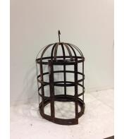 6 Ft medieval cage
