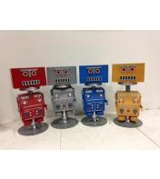 Robot Bar Stools
